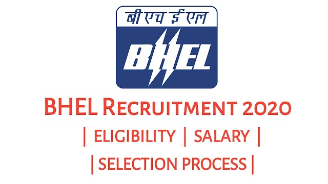 BHEL Recruitment 2020 Without GATE