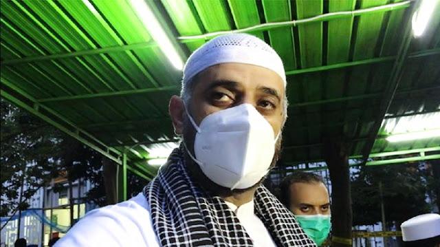 Wasiat Syekh Ali Jaber Tentang Surat Al Mulk Ini Bikin Merinding