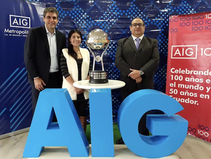 AIG-Metropolitana recibió la visita de la Copa Conmebol Sudamericana 2019