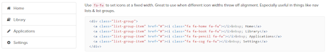 Fixed-Width-Icons-Font Awesome 進階使用方式整理﹍製作社群分享按鈕
