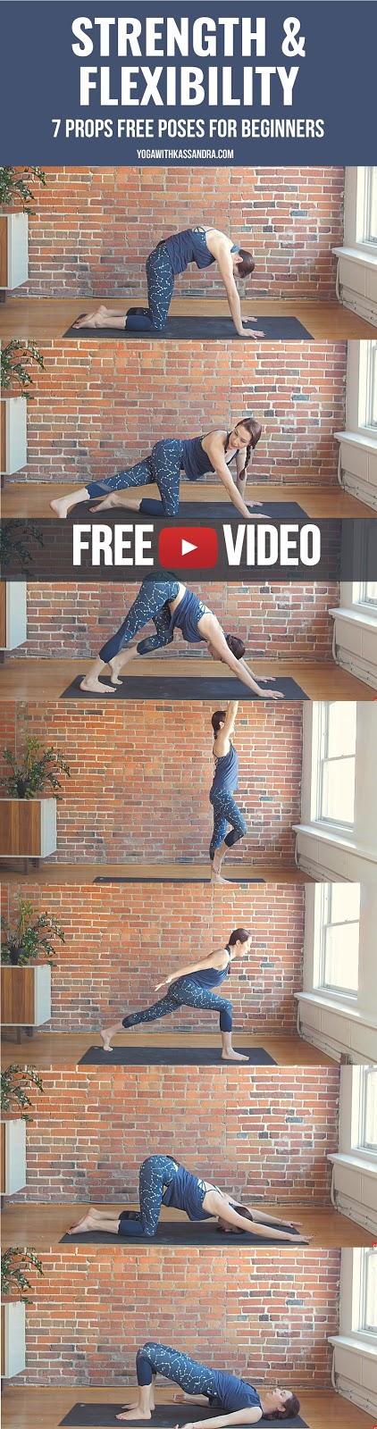 At Home Beginner Yoga