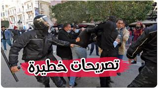 بالفيديو / جمال مسّلم : الإنتهاكات داخل مراكز الإيقاف وصلت إلى حدّ إغتصاب قُصّر من قبل أمنيين