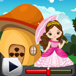 G4K Cute Princess Escape From Fantasy House Game Walkthrough