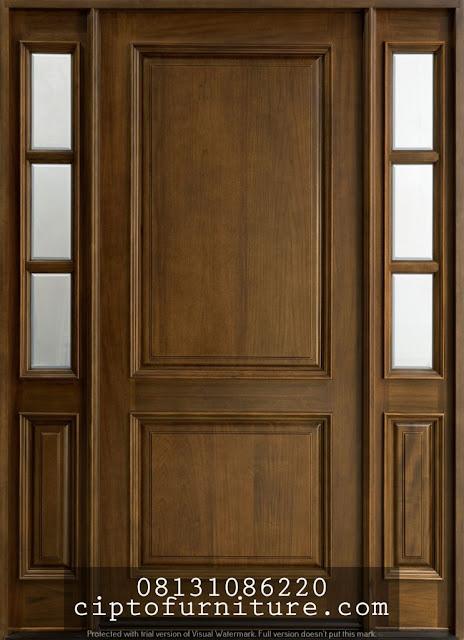 Pintu Ruang Tengah Minimalis