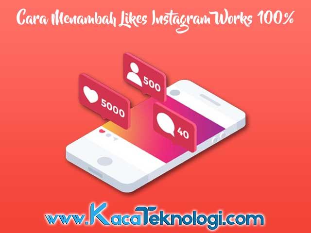 Cara Menambah Likes Instagram Tanpa Password dengan Gramblr