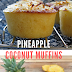 Cake Recipes | Pineapple Coconut Muffins