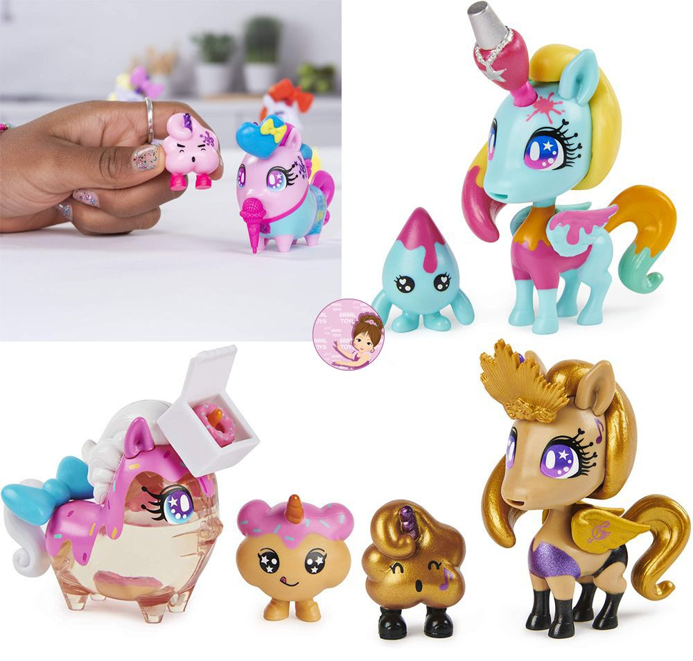 Uni-verse unicorn figures by Spin Master