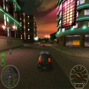 download city racing game for pc free fog