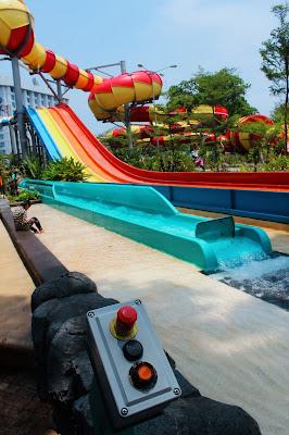 Rainbow Splash di Atlantis Water Adventures