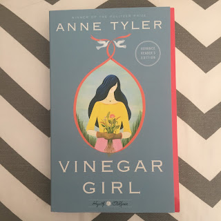 Vinegar Girl | Anne Tyler