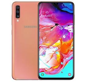 سعر هاتف سامسونج جالكسي  أي 70 في تونس - prix Samsung Galaxy A70 en tunisie