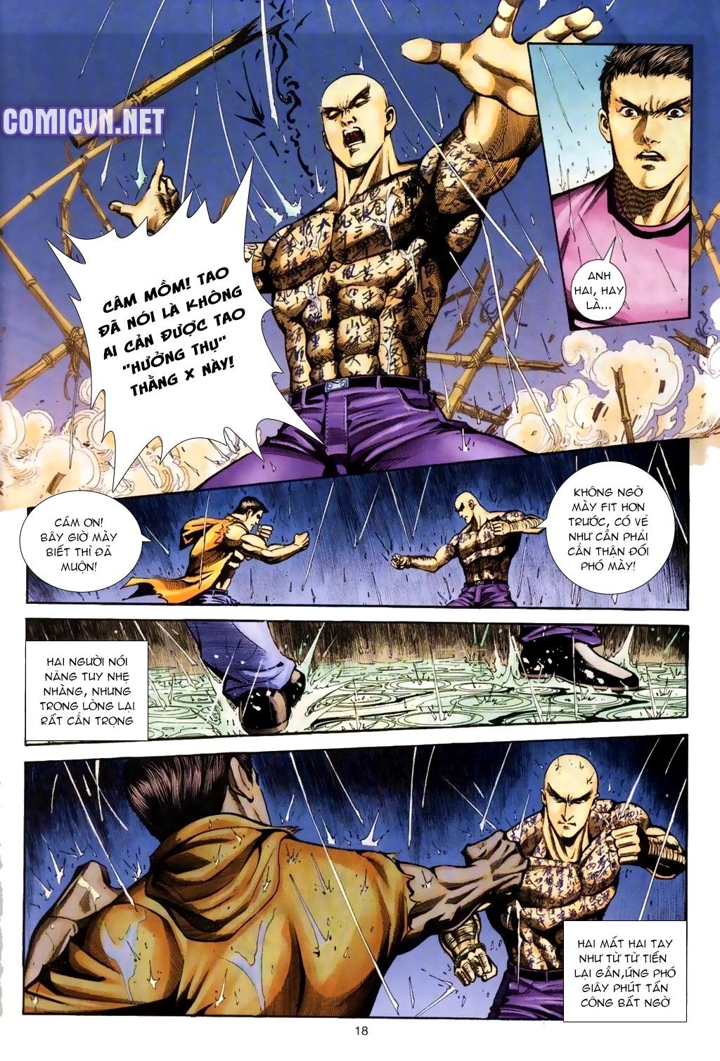 Đại Ca Giang Hồ chap 8 - Trang 8