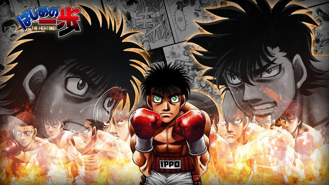 Hajime no Ippo S2: New Challenger Batch Subtitle Indonesia