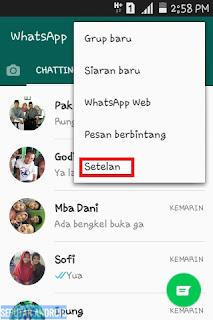 Tips Mengakali Chat WhatsApp Seperti Belum Dibaca Oleh Kita (Tidak Centang Biru)
