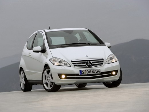 cars news review mercedes benz a class. Black Bedroom Furniture Sets. Home Design Ideas