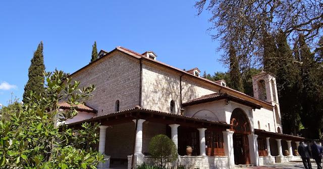 Γιάννενα: Πανηγυρίζει το παρεκκλήσιο του Αγίου Κοσμά του Αιτωλού της ενορίας Περιβλέπτου