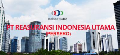 Lowongan Kerja BUMN PT Reasuransi Indonesia Utama (Persero)