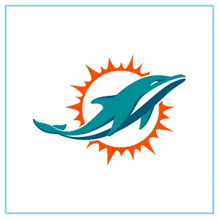Miami Dolphins Logo - Free Download File Vector CDR AI EPS PDF PNG SVG