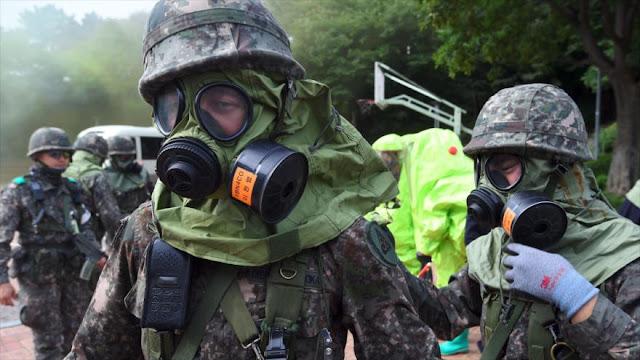 Corea del Sur se prepara ante amenaza de ataques de Pyongyang