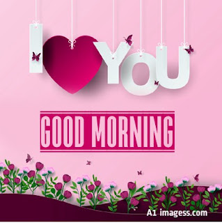 good morning i love you images