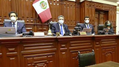 Congreso aprobó eliminar inmunidad parlamentaria y presidencial