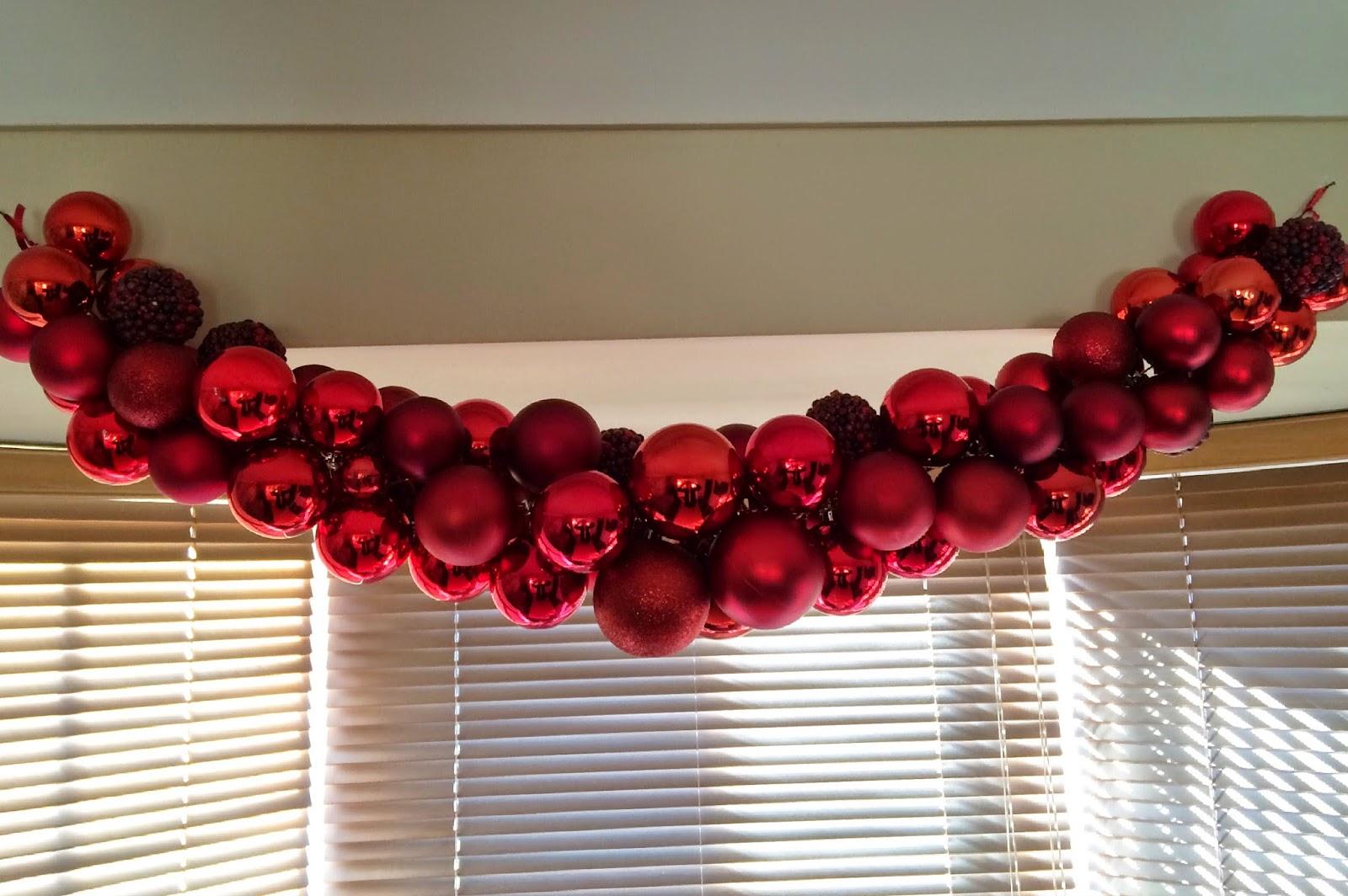 Christmas DIY crafting homemade decorations