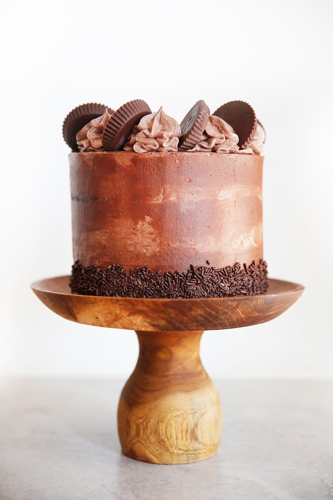 best Chocolate Layer Cake.