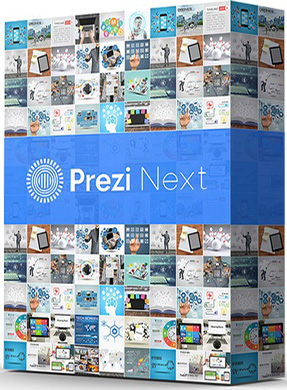 Prezi Next 1.6.1.0 poster box cover
