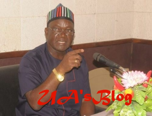 10BN Libel Suit: I Will Forgive Oshiomhole If He Tenders An Apology — Gov. Ortom