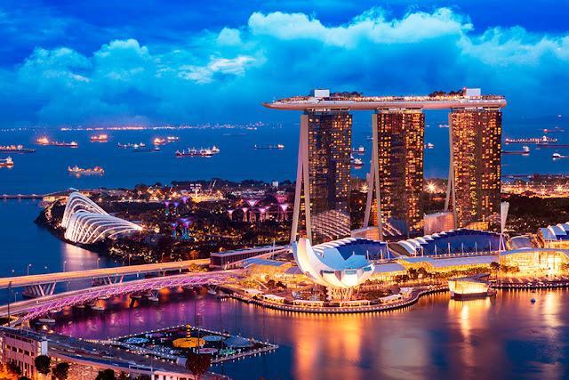Đi singapore nên ở đâu