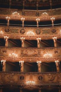 Que ver en Venecia en 2 días, el teatro La fenice