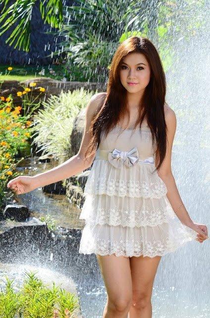 Khin Thazin Myanmar Model Girls