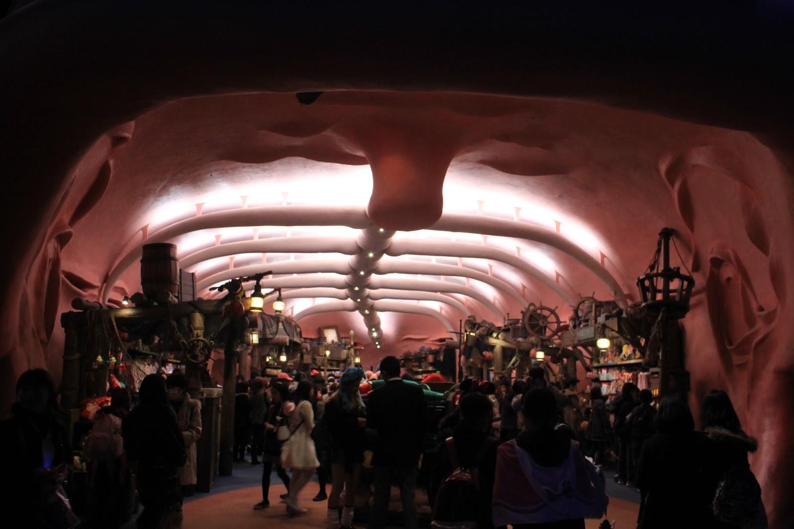 Tokyo Disney Sea- Part 3 - Davey Granger - photo#43