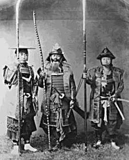 El Samurai Japonés