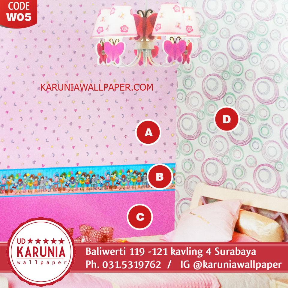 wallapper dinding anka karuniawallpaper surabaya