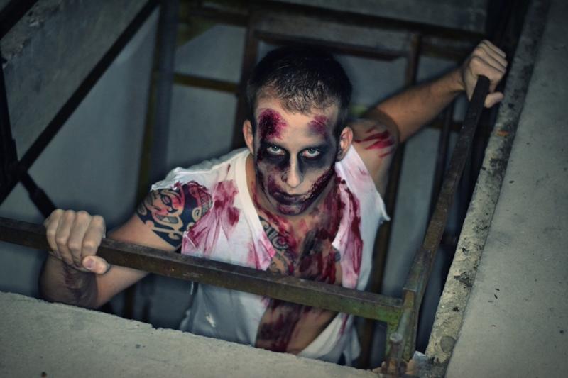 vampir make up m nner vampir deluxe set vampirgesicht. Black Bedroom Furniture Sets. Home Design Ideas