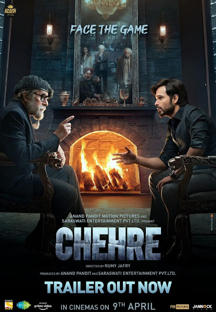 full cast and crew of Bollywood movie Chehre 2021 wiki, movie story, release date, Chehre film Actor name poster, trailer, Video, News, Photos, Wallpaper, Wikipedia