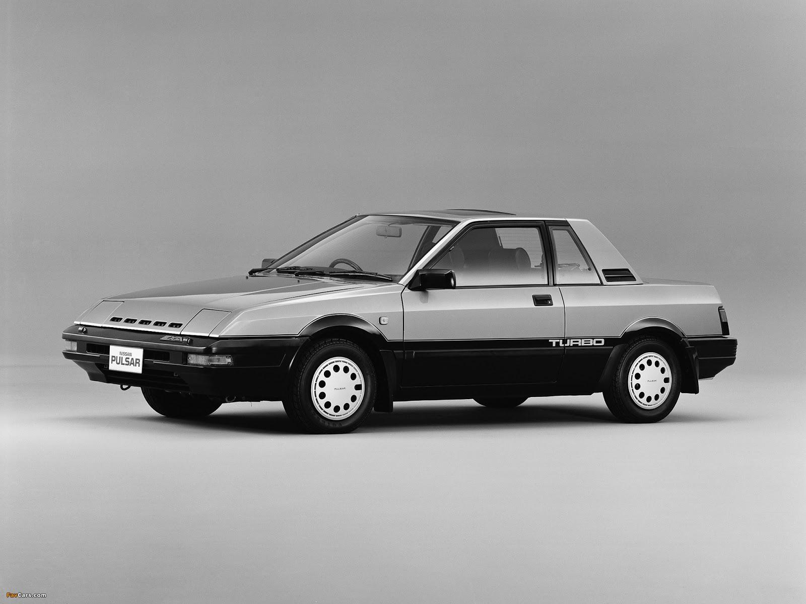 Honda Accord 99 >> 82–86 1st generation Nissan Pulsar NX/ EXA (N12)