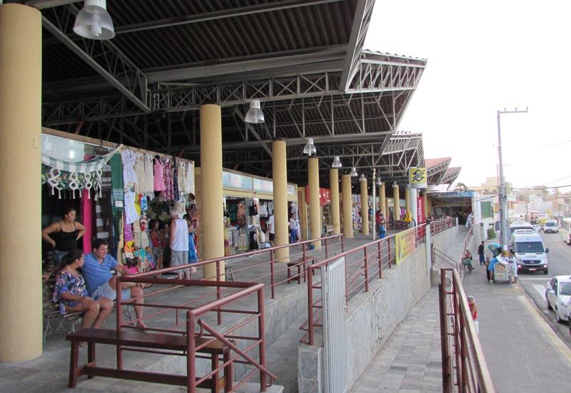 Centro de Artesanato da Praia dos Artistas
