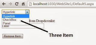 Example of FindByText method in ASP.NET