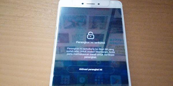 Easy Way byPass Mi Account Redmi Note 4X