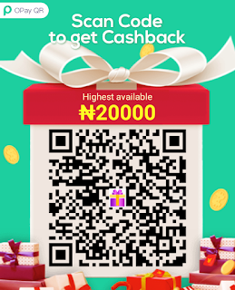 OPay App Referral Program - Register And Earn Up To N50,000 For Free