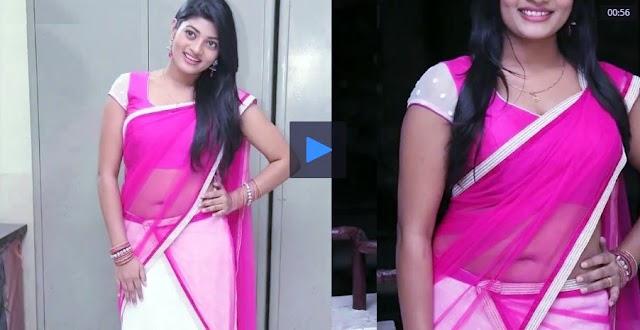 Sowamay Telugu actress Hot Video Viral