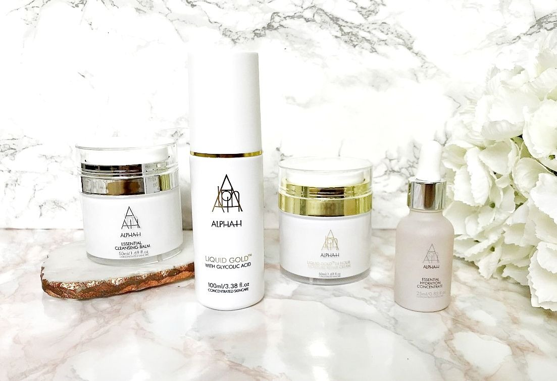 Cult Beauty, Brand of The Month, Alpha-H, Alpha-H Essential Cleansing Balm Review, Alpha-H Liquid Gold Rose Review, Alpha-H Liquid Gold 24 Hour Moisture Cream Review, Essential Hydration Concentrate Review