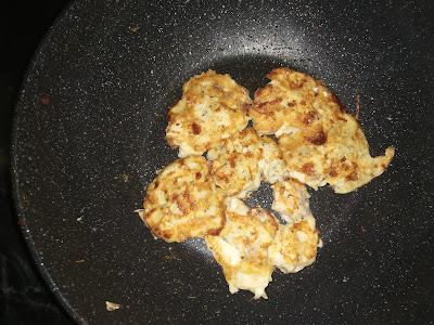 Resipi Pancake Ayam Cheese