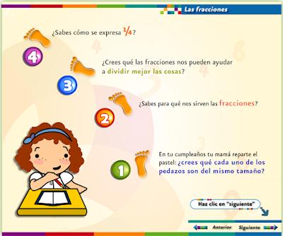 http://primerodecarlos.com/CUARTO_PRIMARIA/Diciembre/unidad5/actividades/mates/repaso_fracciones3/mat3_obj4_01.swf