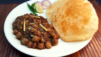 Chole Bhature Quick and instant Recipe  Asha and Anita 20 मिनट में बनायें दिल्ली वाले छोले भठूरे