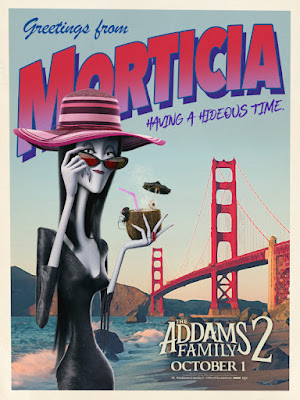 The Addams Family 2 Movie Poster 14