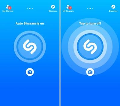 تطبيق مميز يمكنك من معرفة اسم الأغنية 2020