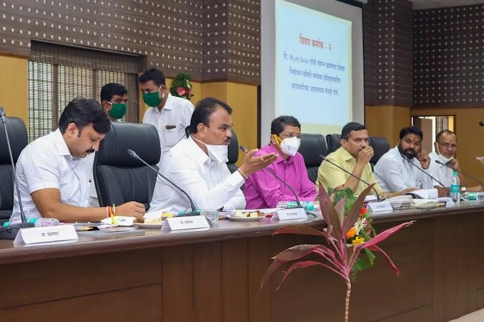 जिल्हा वार्षिक योजनेचा 349.87 कोटी रुपयांचा आराखडा  पालकमंत्री दत्तात्रय भरणे यांची माहिती